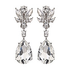 Mikey London - Reverse v drop clip on earring