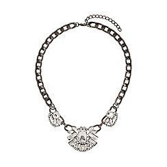Mikey London - Inca crystal pendant necklace