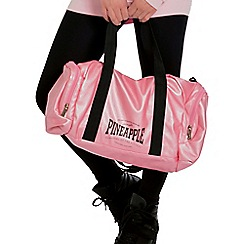 Pineapple - Pink stretch dance bag