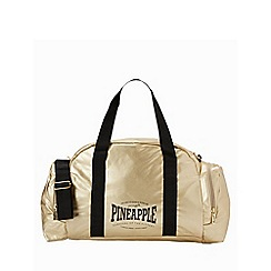 Pineapple - Gold stretch dance bag