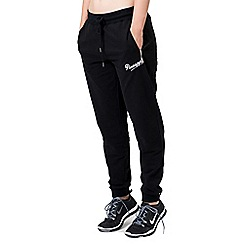 Pineapple - Black zip skinny trousers