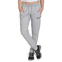 Pineapple - Grey zip skinny trousers