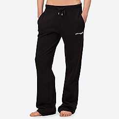 Pineapple - Black cozy trousers