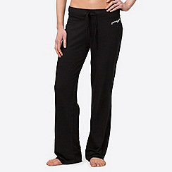 Pineapple - Black slouchy trousers