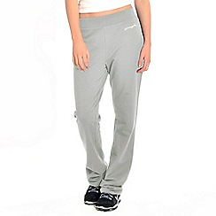 Pineapple - Grey casual slim leg trousers