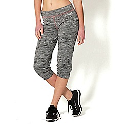 Pineapple - Grey studio crop trousers