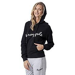 Pineapple - Black classic hoodie