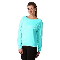 Pineapple - Green long sleeves jumper