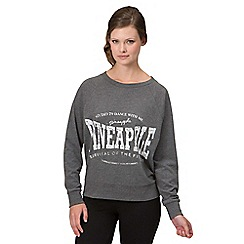 Pineapple - Grey long sleeve top