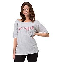 Pineapple - Script box t-shirt