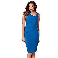 Jessica Wright - Blue 'Verity' bodycon dress