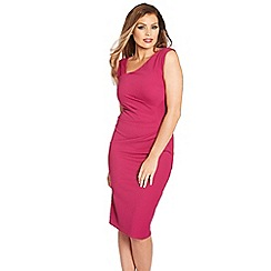 Jessica Wright - Pink 'Toni' bodycon dress