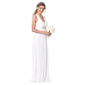 Sistaglam White 'tellisa' Maxi Dress
