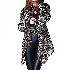 Rosie Fortescue - Black 'Istanbul' cardigan