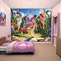 Walltastic - 'Magical Fairies' wallpaper mural