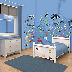 Walltastic - 'Sea Adventure' room decor kit