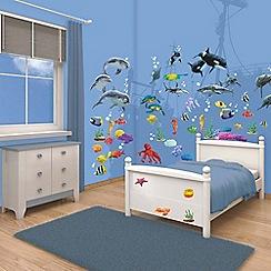 Walltastic - 'Sea Adventure' room decor kit