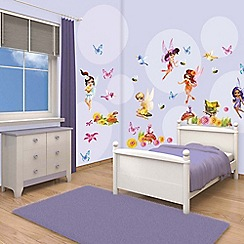 Walltastic - 'Magical Fairies' room decor kit