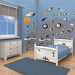 Walltastic - 'Space Adventure' room decor kit