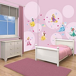Walltastic - 'Disney Princess' room decor kit