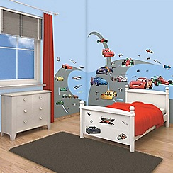 Walltastic - 'Disney Cars' room decor kit