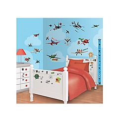 Walltastic - 'Disney Planes' room decor kit