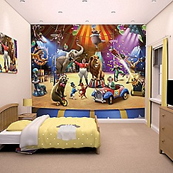 Walltastic - 'The Circus' wallpaper mural