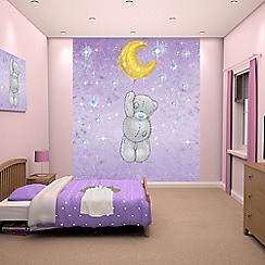 Walltastic - 'Tatty Teddy' wallpaper mural