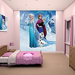 Walltastic - 'Disney Frozen' wallpaper mural