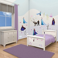 Walltastic - 'Disney Frozen' room decor kit