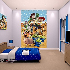 Walltastic - 'Toy Story' poster mural