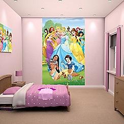 Walltastic - 'Disney Princesses' poster mural