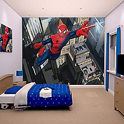 Walltastic - 'The Ultimate Spiderman' wallpaper mural