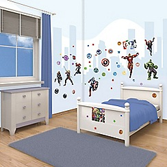 Walltastic - 'Avengers Assemble' room decor kit
