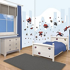 Walltastic - 'Ultimate Spiderman' room decor kit