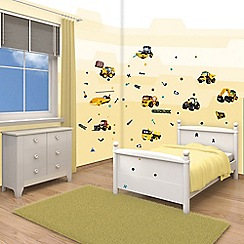 Walltastic - 'My First JCB' room decor kit