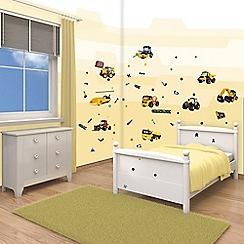 Walltastic - 'My First JCB' room decor kit