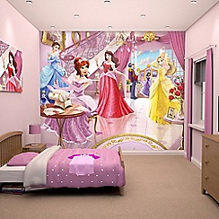 Walltastic - 'Fairy Princess' wallpaper mural