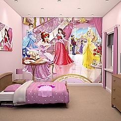 Walltastic - 'Fairy Princess' wallpaper mural