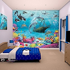 Walltastic - 'Sea Adventure' wallpaper  mural