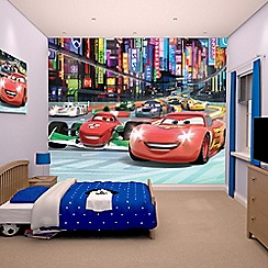 Walltastic - 'Disney Cars' wallpaper mural