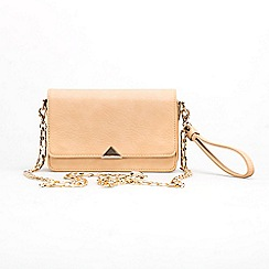 LaBante London - Beige 'Janet' across body bag