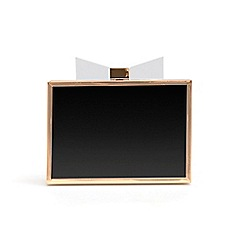 LaBante London - Black 'Idol' clutch bag