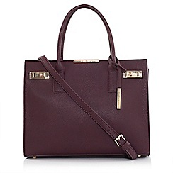 LaBante London - Bordeaux 'Carlisle' shoulder bag