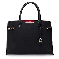 LaBante London - Black 'Windsor' carryall bag