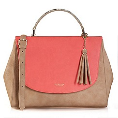 LaBante London - Brown 'Heath' shoulder bag