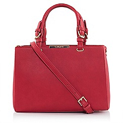 LaBante London - Red 'Avocet' shoulder bag