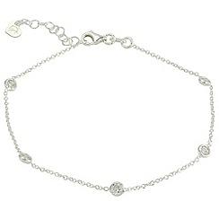 Aurium - Harlequin sterling silver bracelet