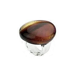 Murano 1291 - Ariel Murano glass ring