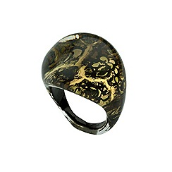 Murano 1291 - Shamare Murano glass size l ring